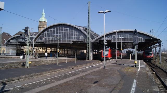 Krefeld Hauptbahnhof